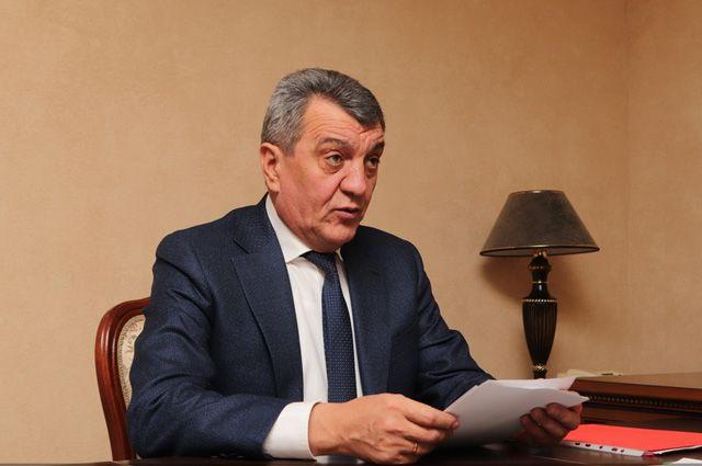 Сергей Меняйло с рабочей поездкой прибыл в Алтайский край