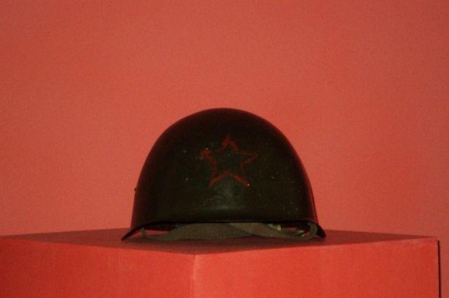 Лысьвенский завод - единственное предприятие, где в годы Великой Отечественной войны выпускали солдасткие каски.