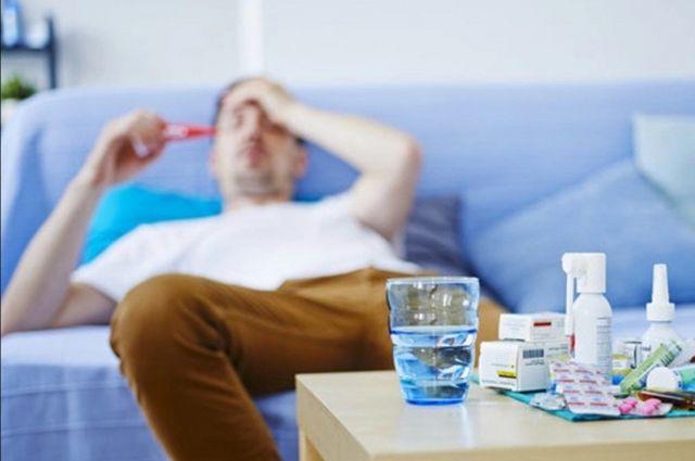 Врачи рассказали, в каких случаях не стоит пить жаропонижающие препараты