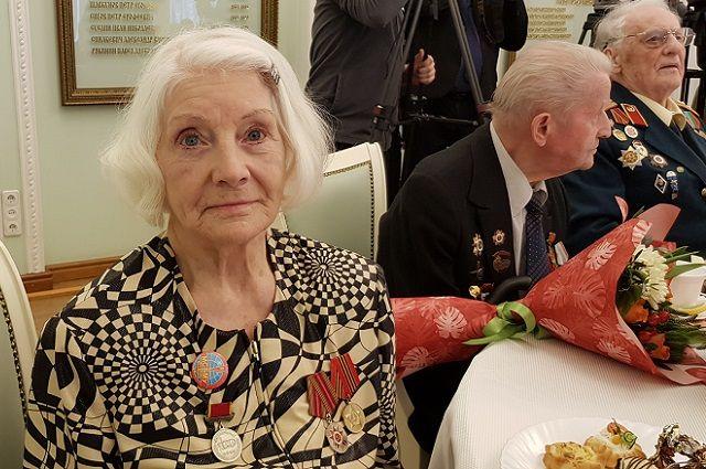 Лилия Дерябина стала седой в 8 лет. После пыток фашистов.