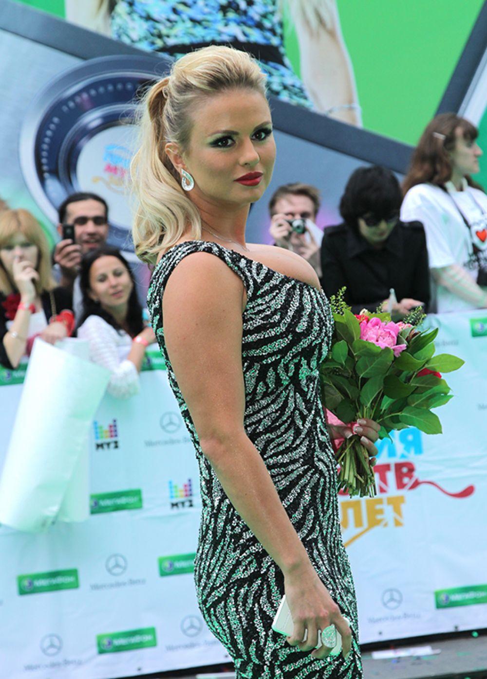 Анна Семенович, 2012 год.