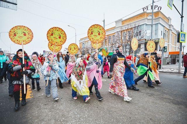 Александр Моор назвал тюменский город блинной столицей России