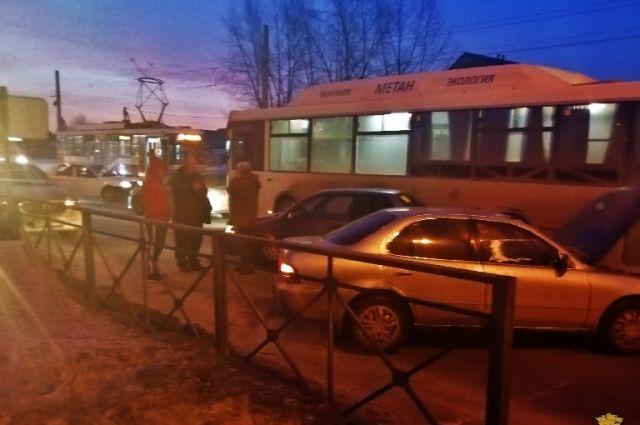 Многие новосибирцы опоздали на работу