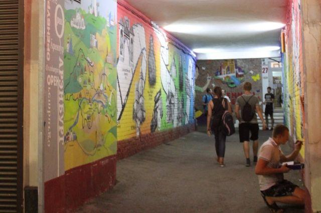 В Оренбурге создадут галерею выдающихся земляков.