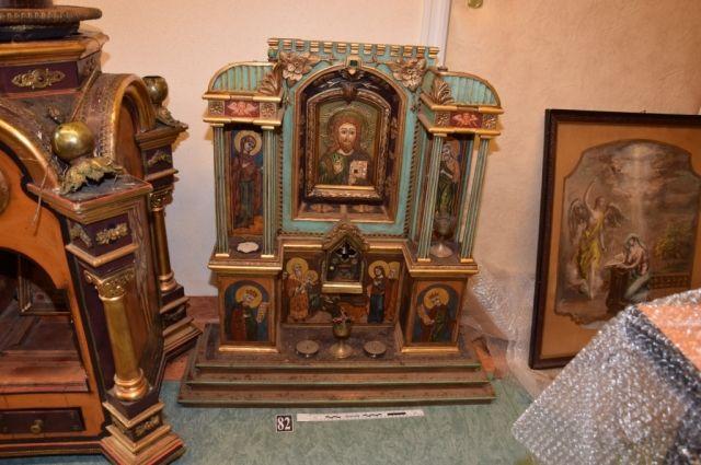 Правоохранительные органы Польши устанавливают происхождение предметов православного культа.