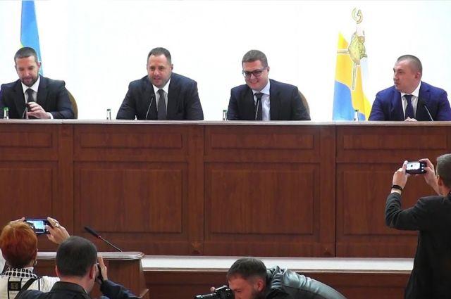 Герсак Виталий: СБУ Николаевской области получило нового главу лично от президента.