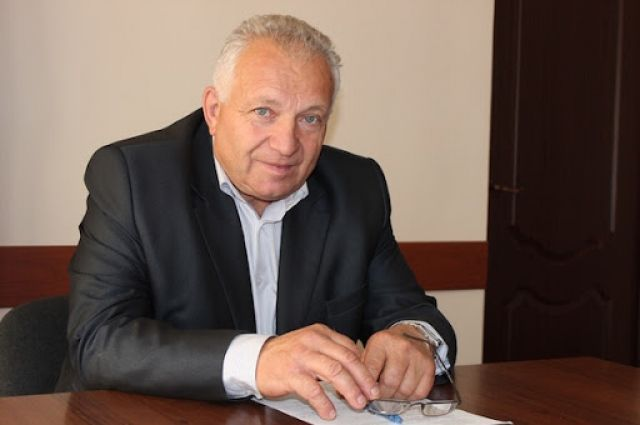 Глава Линево Яков Ландайс