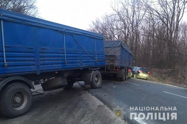 В Харьковской области произошло маштабное ДТП: четверо погибших