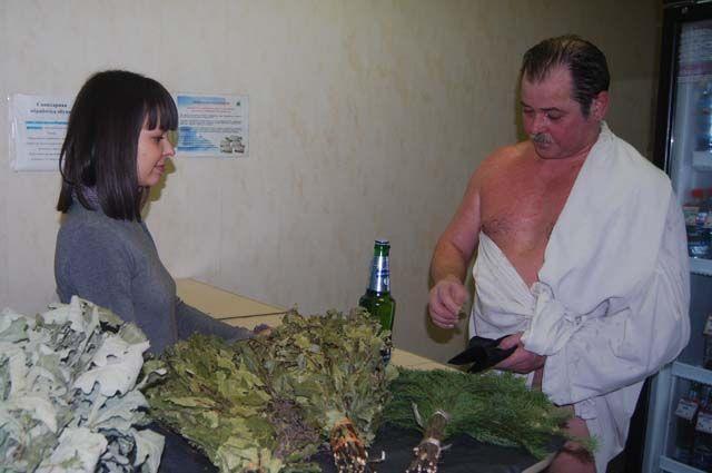 Для некоторых ижевчан баня – единственный способ помыться.