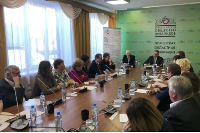Александр Моор предложил новые социальные инициативы для инвалидов