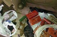 В Чернигове ветеран АТО оставил в квартире бывшей жены взрывчатку