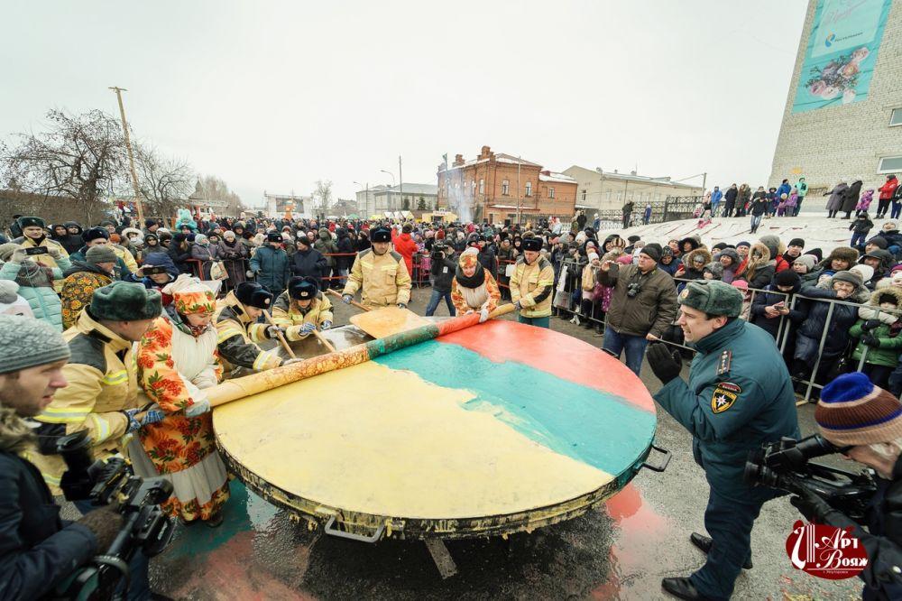 Масленица, Ялуторовск, 2020   Фотогалерея