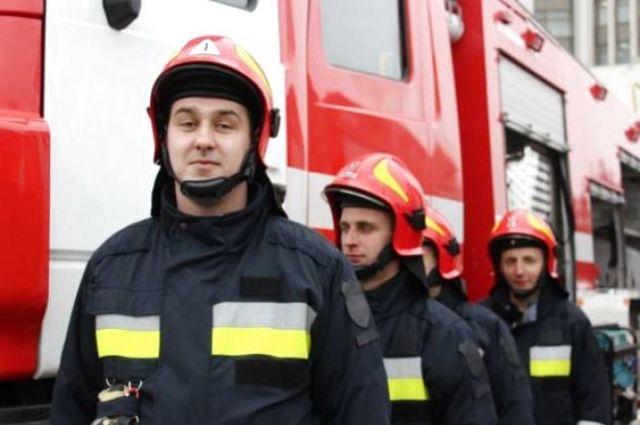 В Киеве на Подоле горел многоэтажный дом