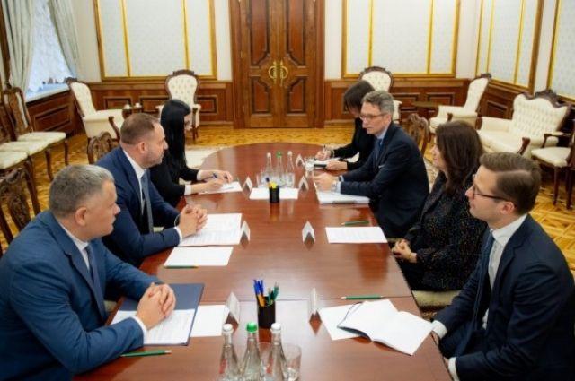 Швеция поддерживает усилия Украины по урегулированию ситуации на Донбассе