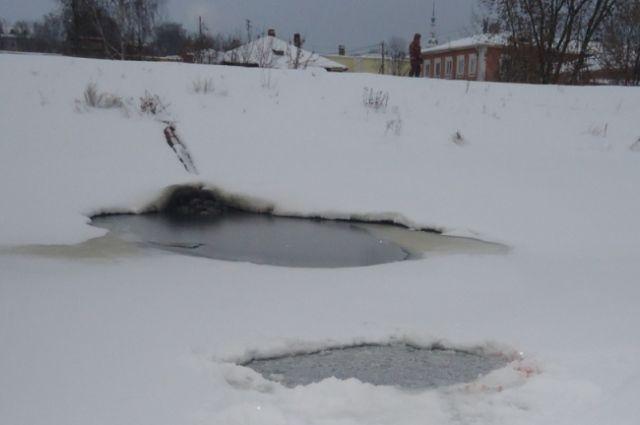 В Оренбуржье произошел несчастный случай на воде.