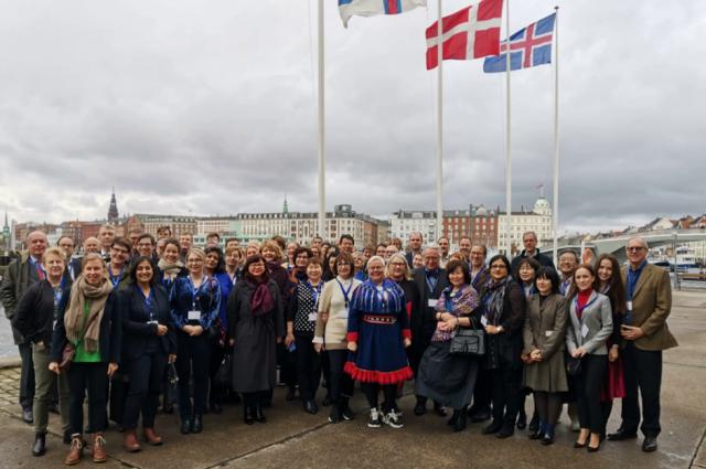 Ямальцы посетили собрание членов Ассамблеи Университета Арктики в Дании