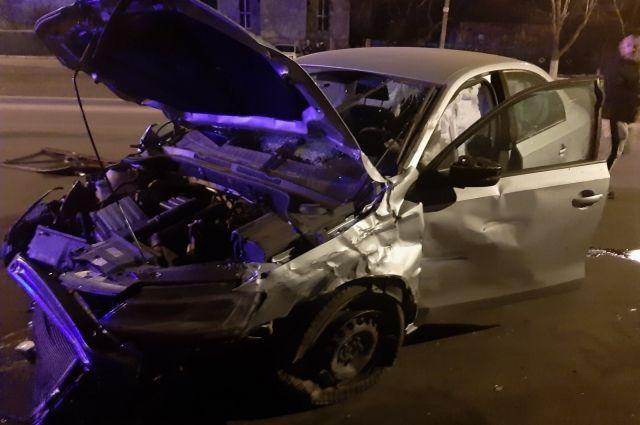 В Мариуполе в ДТП погибли два человека