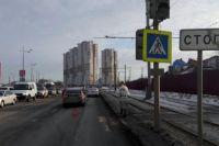 Авария произошла на шоссе Космонавтов.
