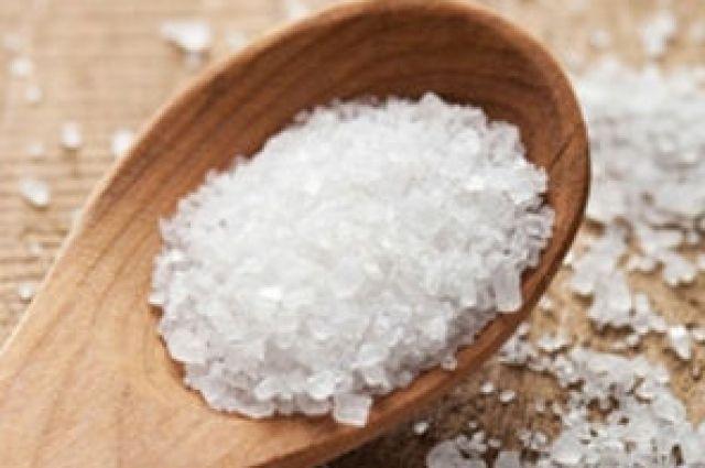 В Украине отменили госмонополию на производство соли