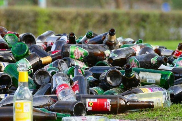 Сортировка мусора - вклад в будущее