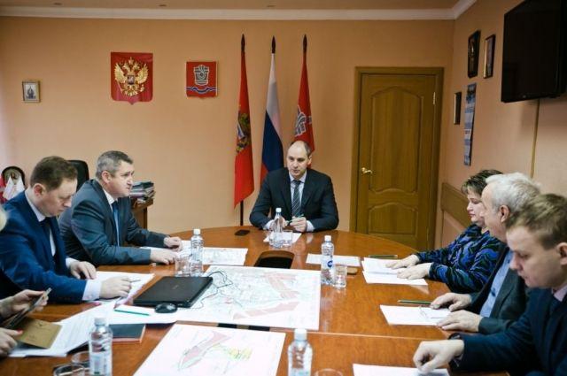 Губернатор Оренбуржье провел очередное совещание