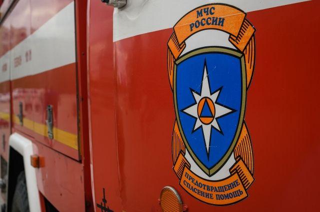 В Оренбурге при пожаре в гараже погиб человек