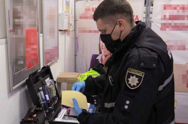 В Одессе полиция задержала подозреваемого в серии ограблений