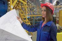 Профессия инженера-конструктора сегодня довольно популярна среди молодых девушек.