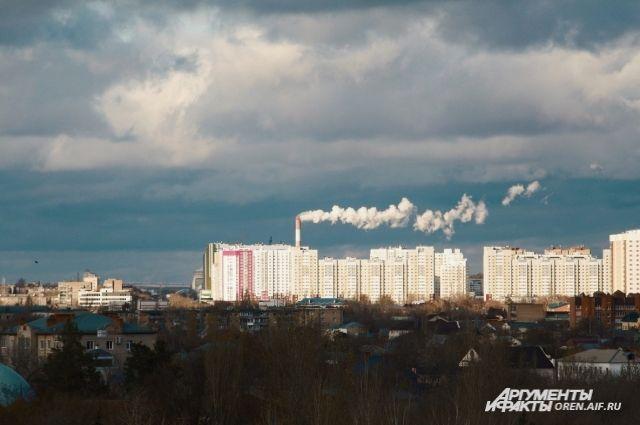 В Оренбуржье начал работать сайт Единой системы экологического мониторинга
