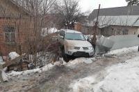 В Бузулуке в ДТП погиб водитель иномарки