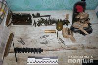 На Харьковщине задержали мужчину во время продажи гранат