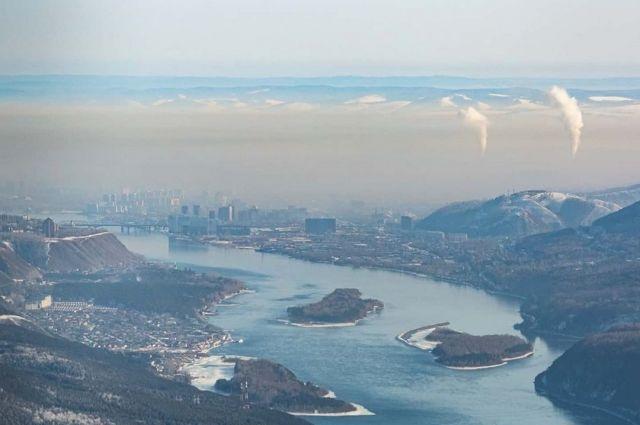 Экологическая ситуация в городе под контролем федеральных властей.