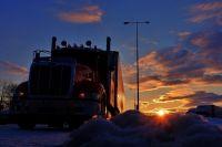 В Тюменской области временно ограничат проезд грузовых автомобилей