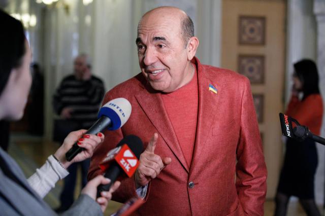 Рабинович: «Слуги» приняли закон, превращающий депутатов в «собак Павлова»