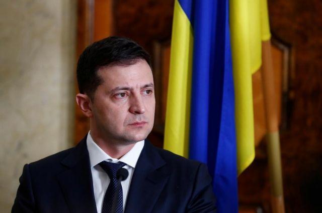 Зеленский раскритиковал работу правительства Гончарука