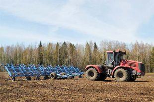 За первые два месяца года технический парк сельхозпроизводителей региона пополнили 78 единиц новой техники и оборудования, в том числе 28 тракторами.