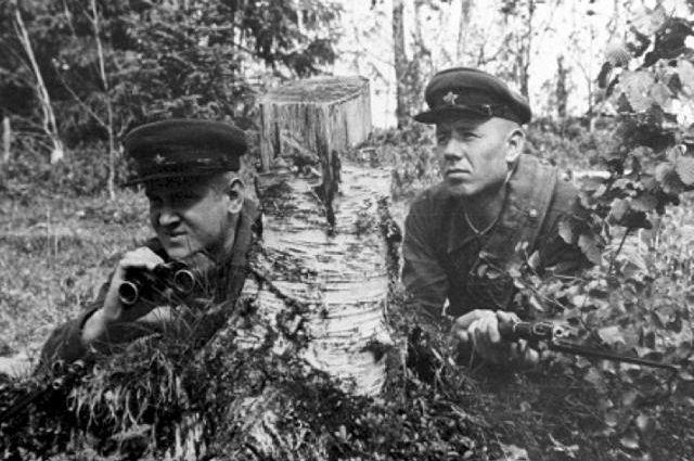 В июне 1941 года первыми отражали атаки врага пограничники.