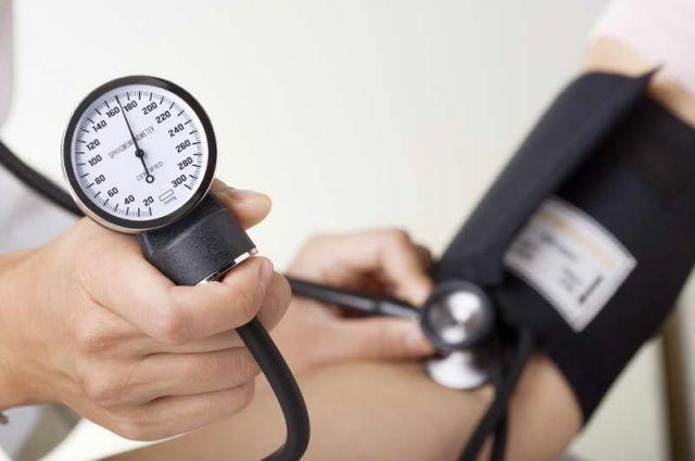 Пять методов, которые помогут понизить высокое давление