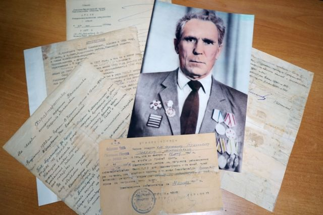 Похоронка была составлена по сообщению сослуживца Бронникова, который оставил его раненым на поле боя