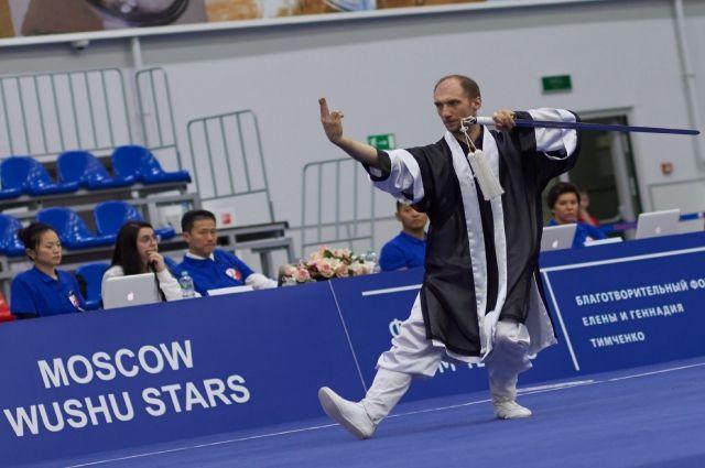 Калининградец стал чемпионом России по ушу
