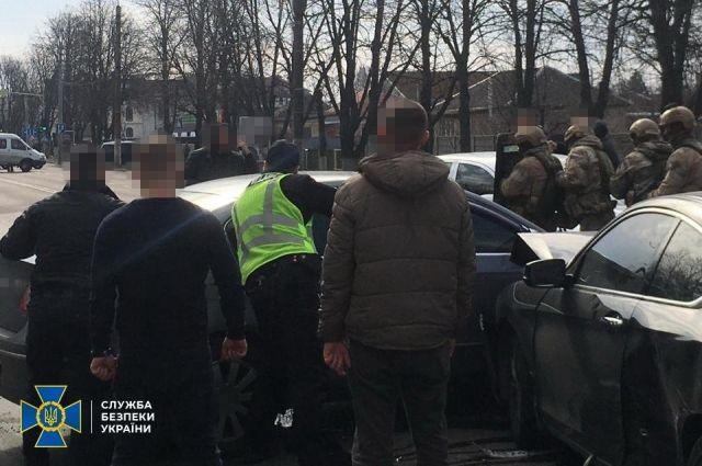 В Киевской области задержали мужчину, причастного к совершению теракта