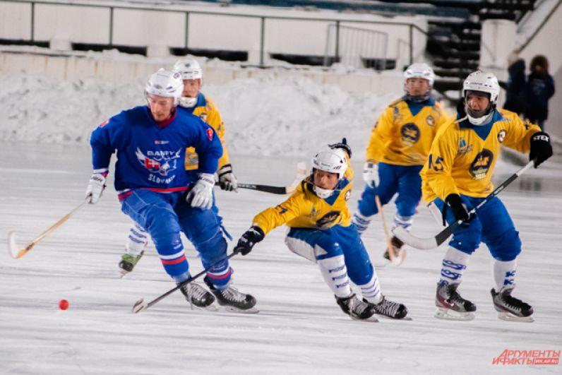 Ранее эти команды уже встречались на льду стадиона «Труд» 1 марта.