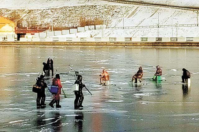 Рыбаки признают, что по последнему льду можно добыть самые желанные трофеи. Именно сейчас, перед началом нереста, можно поймать судака, окуня, подлещика.