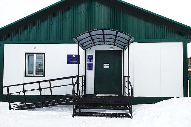 В сентябре 2019 года в селе Истяк установлен первый ФАП, приобретенный в рамках нацпроекта «Здравоохранение».