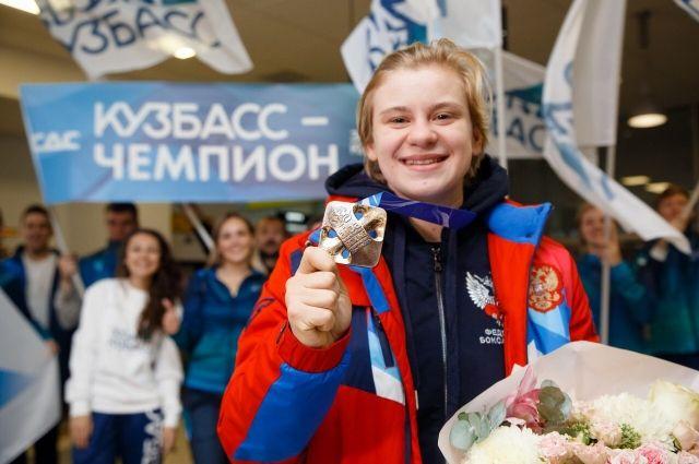 Мастер спорта международного класса Екатерина Дынник выступает в весовой категории до 60 кг.