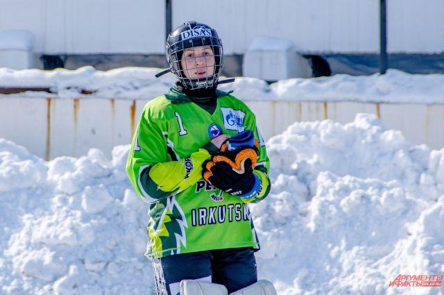 Екатерина Бутина в спорте уже 17 лет, из них 11 играет в сборной России по бенди.