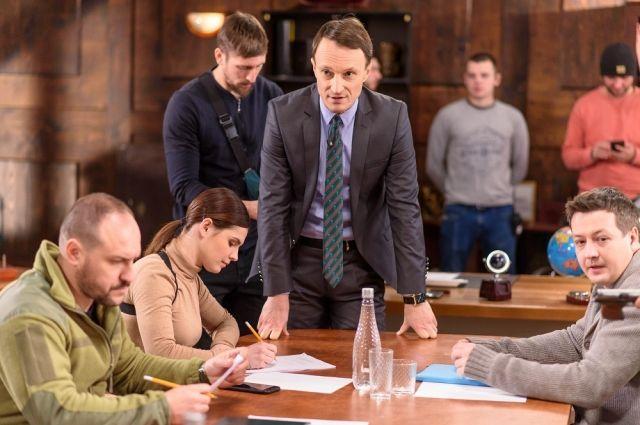 Канал «Украина» покажет сериал о работе украинской полиции