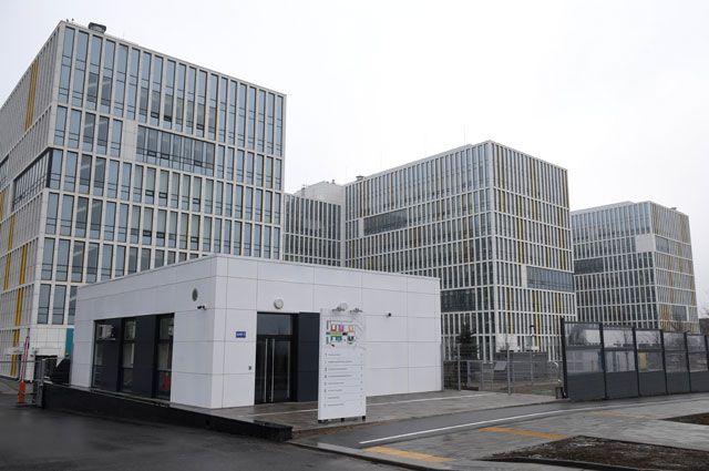 Больничный комплекс в Коммунарке примет пациентов с подозрением на коронавирус.