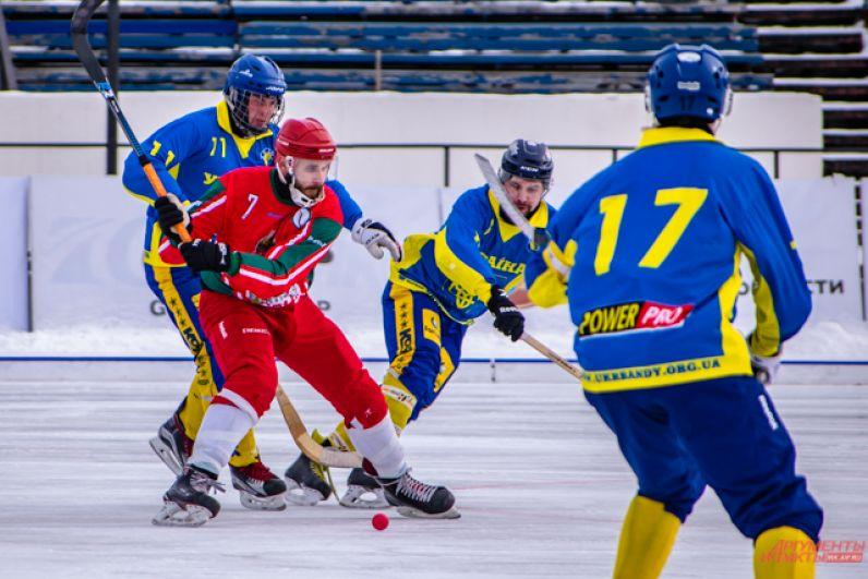 За золото турнира боролись сборные Венгрии и Украины.