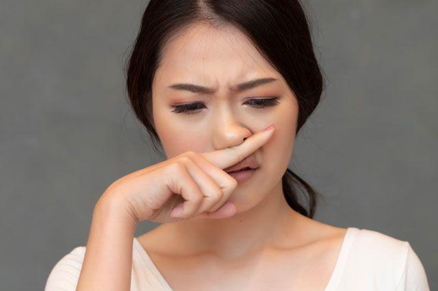 Рвота после промывания носа у ребенка